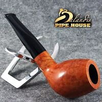 "EXCLUSIVE BALANDIS ORIGINAL Briar Handmade SMOKING PIPE "" TORONTO "" Orange Hill"