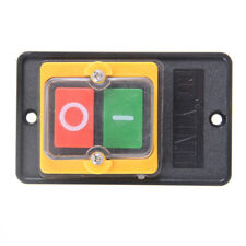 10A 380V KAO-5 WaterProof ON/OFF Push Button Motor Machine Drill Switch  I