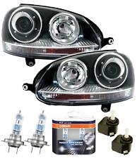 Headlight Set for VW GOLF 5 in GTI XENON Look + OSRAM NIGHT BREAKER UNLIMITED