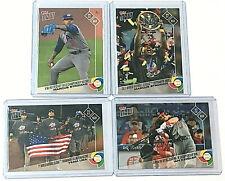 New listing 2017 TOPPS NOW Team USA CHAMPIONSHIP -4 card set  baseball card collectibles