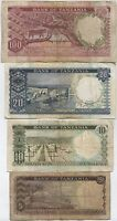 Bank Of Tanzania 5,10,20 & 100 Shilingi | Bank Notes | Pennies2Pounds (T4)