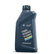 Genuine BMW Engine Oil 1 Litre Top up Twinpower Turbo LL04 SAE 0W-30 83212365929