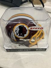 WASHINGTON REDSKINS MINI HELMET SPEED DISCONTINUED WILL NO LONGER BE MADE!!!