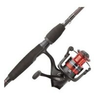 "Abu Garcia Black Max Low Profile Rod And Reel  Fishing Combo 6'6"" 1 Piece"