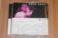 Meat Loaf - Simply The Best (1999) (CD) (Epic ‎– EPC 496575 2)
