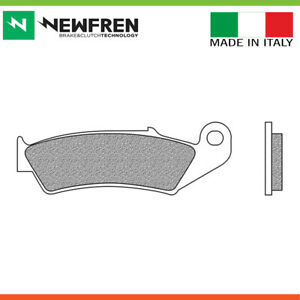 Newfren Off Road Dirt Sintered Front Brake Pad For HONDA NX250 250cc '88-90