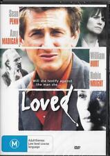 LOVED - SEAN PENN -  NEW REGION 4 DVD FREE LOCAL POST