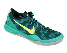 NIKE Kobe 8 System+ Basketball Shoes sz 14 Supernatural Edition Atomic Teal