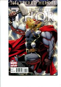 THE MIGHTY THOR #11 FIRST PRINT VF