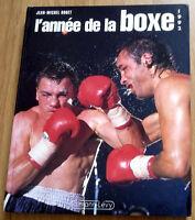 Livre L'année de la Boxe 1992
