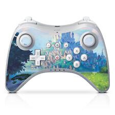 Nintendo Wii U Pro Controller Folie Aufkleber Skin - Tangled