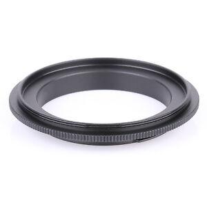 52mm Macro Matel Reverse Adapter Ring for Pentax PK/K Mount Camera Body