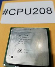 #CPU208 - Intel Celeron D SL7ND 2.53GHz Socket 478 CPU
