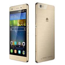 Original Genuine Huawei P8 Lite Dual Sim Limited Gold LTE 4G 3G GSM Smartphone