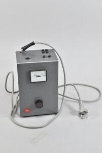 h12d09- Leitz Transformator, Wechselstrom