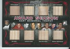 2017 Leaf ITG Stickwork Award Season RICHARD HOWE BELIVEAU ABEL 3/12 Red #AS-01