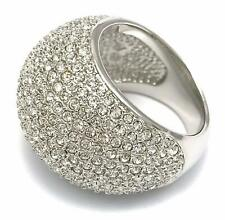 Swarovski Crystal | Stone Ring *New* 1156315 Rare Retired 58 8 Usa Bnib Cute