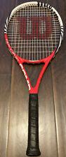 Wilson Six One Comp Tennis Racket 4-3/8 L3 Grip