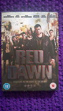 Red Dawn [DVD] Disc Perfect Chris Hemsworth Good invasion action film