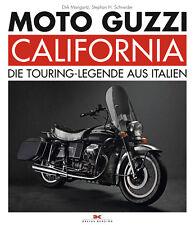 Moto Guzzi California Die Touring Modelle Geschichte Motorräder Typen Buch Book
