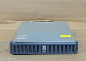 NetApp FAS2020 Filer iSCSI Storage Array Shelf 2 x controllers 111-00237