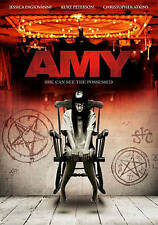 Amy (DVD, Horror, She can see the possessed, Jessica Digiovanni, Region 1, 2013)
