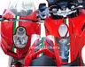 Ducati Multistrada - Banda Adhesivo Lateral Tricolor
