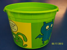 Uglydoll Ugly Dolls Cartoon Kids Birthday Party Supplies Favor Toy Plastic Pail