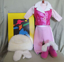 AMERICAN GIRL 2000 SKI TRIP OUTFIT - COMPLETE - IN COLLECTOR AG BOX