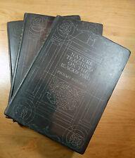 Set of 3 Books - Nature Teaching on the Blackboard Pycraft & Kelman - 1910