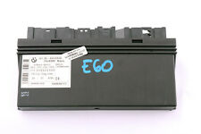 BMW 5 6 Serie E60 E63 E64 Unidad Unidad de Control Unidad de Control ECU 6974310