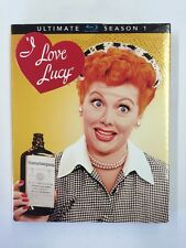 I Love Lucy - The Complete First Season (Blu-ray Disc, 2014, 6-Disc Set)