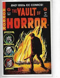 The Vault of Horror #25 // Gemstone EC Comics Reprints