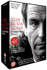 DVD:WIRE IN THE BLOOD COMPLETELY WIRE - NEW Region 2 UK