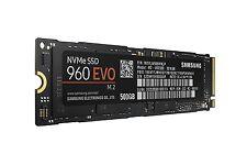 Samsung 500 GB PCIE 960 EVO NVMe M.2 SSD MZ-V6E500BW-