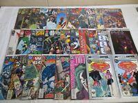DC Comics Lot of 29 Mixed Titles Most #1s Superman Joker Doomsday Green Arrow