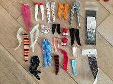 huge lot of socks and tights for Blythe or vintage Skipper
