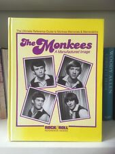 The Monkees A Manufactured Image Rare Ltd Ed US Book PCI (1993)