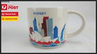 Starbucks Australia - Sydney 'You Are Here' (YAH) 14oz Ceramic Collectors Mug