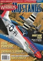 Warbirds Mustangs Magazine TF-51Ds Chennault's Sharks Fuselage Detailed Tank
