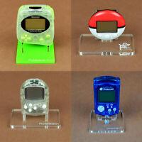 New Pokemon Mini,Sony PocketStation,Pokewalker,Sega Dreamcast VMU Displays