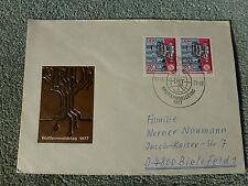 Ersttagsbrief DDR 2 x Michel Nr.2223