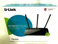 D-Link AC1900 Wi-Fi Router Maximum Performance For Gaming & Streaming HD Media