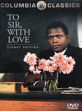 To Sir, With Love (DVD, 2000, Widescreen)