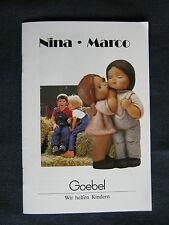 Nina & Marco Prospekt von 1993