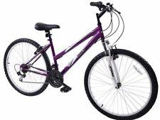 "Arden Mountaineer 26"" Wheel Front Suspension MTB Womens Mountain Bike Purple"