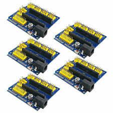 5X Nano V3.0 I/O Expansion Board Micro Sensor Shield For Arduino Uno r3 Leonardo