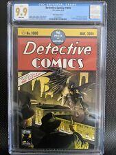 Detective Comics #1000 CGC 9.9 WP Ross Variant 1st Arkham Knight Series Coming