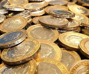 Rare UK 2 Pound Coins 1997 - 2017 Various Designs, Circulated Collectable Coins