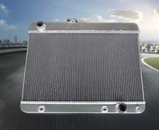 3 Row Aluminum Performance Radiator For 1966 Pontiac GTO/Tempest/LeMans Short
